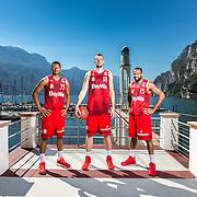 FC Bayern Basketball Spiaggia degli Olivi Garda Trentino 2016