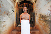 Mr N.V.R Naggappan, a local Chettiar who is part owner of a large mansion in Kanadukathan. Numbering more than 25,000, Chettinad's mansions were built by a Hindu caste of Chettiars called the Nagarathars. They were bankers and merchants who made their fortunes outside India in Burma, Malaysia, Vietnam and Singapore during the times of the British colonialism. With this new found fortunes they built mansions, exquisite palaces that rivaled those of even the Maharajah's using teak from Burma, marble form Italy, tiles from Japan and steel from England. But these glory days only lasted until after the WWII when the British left Burma and they were forced to leave return to India. Suddenly with no income their mansions began to decay and fall down or were pulled take and the pillars, windows, doors and antiques were sold. Some estimates say that around 20 per month are coming down. Hopefully, with the aid of preservation projects such as the Revive Chettinad Society, and the influx of tourism these mansions can be saved before they all fall down.