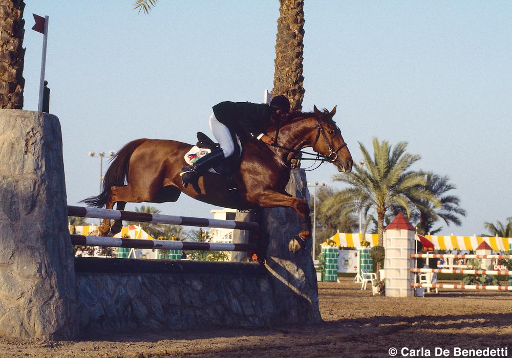 Showjumping, Oman Equestrian Foundation