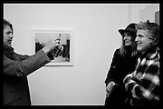 ADRIAN SIBLEY; GUYNEL BOATENG; PAUL BENNEY, Behind the Silence. private view  an exhibition of work by Paul Benney and Simon Edmondson. Serena Morton's Gallery, Ladbroke Grove, W10.  4 November 2015.
