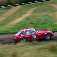 Car 82 Ken Jones / Charles Hughes