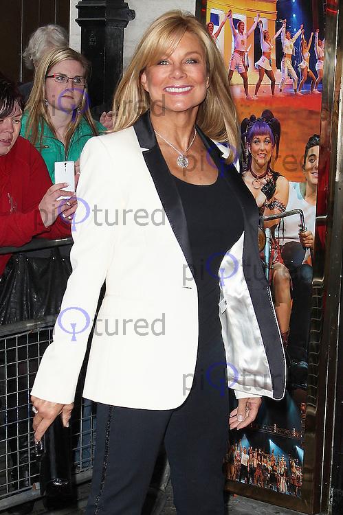LONDON - MAY 14: Jilly Johnson at the We Will Rock You 10th Anniversary Gala
