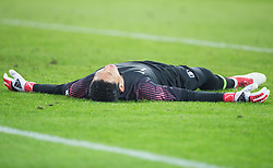 March 27, 2018 - Chorzow, Poland - Sueng-gyu Kim (KOR),  during the international friendly soccer match between Poland and South Korea national football teams, at the Silesian Stadium in Chorzow, Poland on 27 March 2018. (Credit Image: © Foto Olimpik/NurPhoto via ZUMA Press)