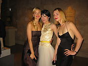 James King, Selma Blair & Claire Danes<br />