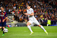 Edinson CAVANI - 21.04.2015 - Barcelone / Paris Saint Germain - 1/4Finale Retour Champions League<br />