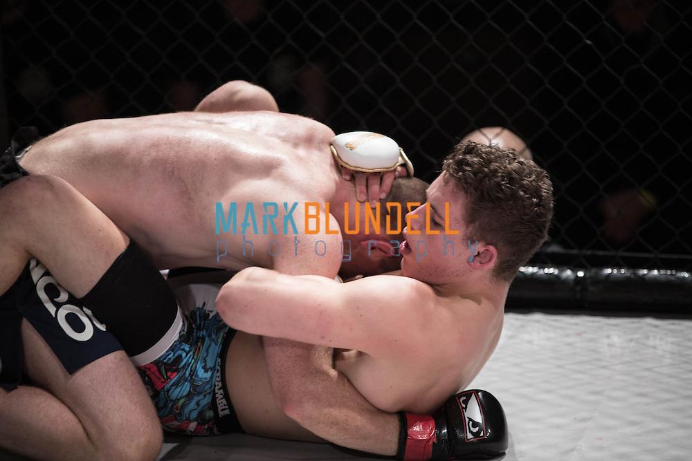 George Grainger vs. Chris O'Byrne