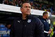 Micky Mellon before the The FA Cup match between Tranmere Rovers and Chichester City at Prenton Park, Birkenhead, England on 1 December 2019.