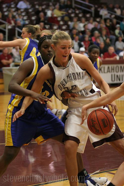 OC Women's Basketball vs Wayland Baptist.January 21, 2006.69-46 win