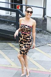 © Licensed to London News Pictures. 04/07/2014, UK. Myleene Klass, ITV Studios, London UK, 04 July 2014. Photo credit : Brett D. Cove/Piqtured/LNP