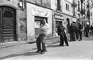 Barcelona, 2001<br /> &copy; Andrea Sabbadini