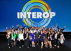 Team photo of the Interop crew in Las Vegas, NV