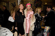 KELLY BROOK; AGYNESS DEYN, Kate Grand hosts a Love Tea and Treasure hunt at Flash. Royal Academy. Burlington Gardens. London. 10 december 2008 *** Local Caption *** -DO NOT ARCHIVE-© Copyright Photograph by Dafydd Jones. 248 Clapham Rd. London SW9 0PZ. Tel 0207 820 0771. www.dafjones.com.<br /> KELLY BROOK; AGYNESS DEYN, Kate Grand hosts a Love Tea and Treasure hunt at Flash. Royal Academy. Burlington Gardens. London. 10 december 2008