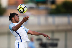AUBAGNE, FRANCE - Monday, May 29, 2017: England's Reece James in action during the Toulon Tournament Group A match between England U18 and Angola U20 at the Stade de Lattre-de-Tassigny. (Pic by Laura Malkin/Propaganda)