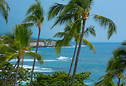 Surfing, Kailua-Kona, Island of Hawaii