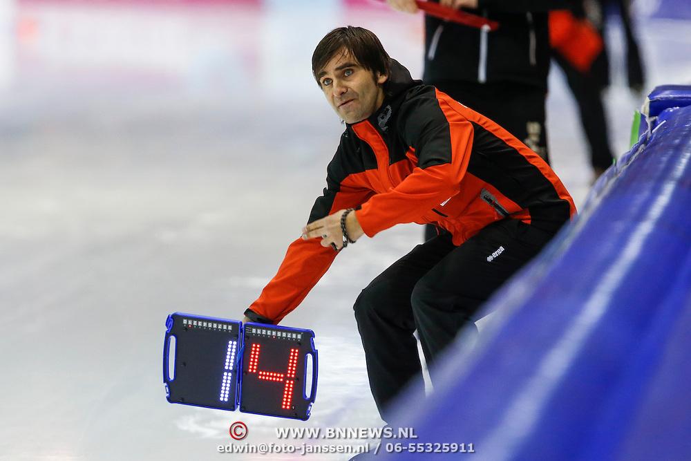 NLD/Heerenveen/20130111 - ISU Europees Kampioenschap Allround schaatsen 2013, 5000 meter heren,