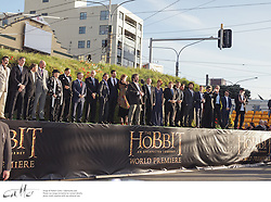 The world premiere of Peter Jackson's film, The Hobbit: An Unexpected Journey, took place at Wellington's Embassy Theatre on 28 November 2012.