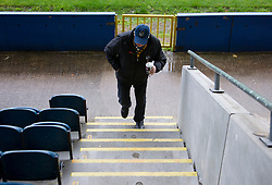 General view as fans arrive - Mandatory by-line: Jack Phillips/JMP - 02/11/2019 - FOOTBALL - Crown Oil Arena - Rochdale, England - Rochdale v Bristol Rovers - English Football League One