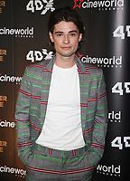 Jack Brett Anderson, Cineworld Leicester Square 4DX Gala, London UK, 19 April 2018