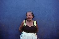 El Salvador. San sebastian village daily life       /  le village de San Sebastien  vie quotidienne    Salvador   /  SALV34032 2c