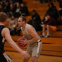 Men's Basketball: Hamline University Pipers vs. Saint Mary's University of Minnesota Cardinals