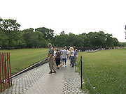 Vietnam War Memorial Washington D C