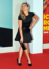 AUG 15 2013 'We're The Millers' Germany premiere