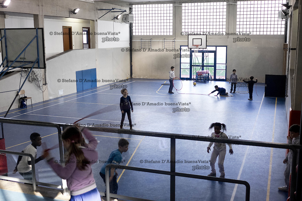studenti in classe<br />