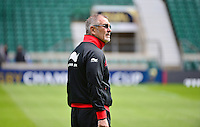 Jacques DELMAS - 01.05.2015 - Captains' Run de Toulon avant la finale - European Rugby Champions Cup -Twickenham -Londres<br /> Photo : David Winter / Icon Sport
