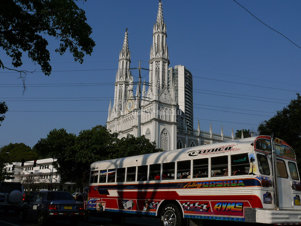 Iglesia del Carmen, en la ciudad de Panama(Victoria Murillo/Istmophoto)
