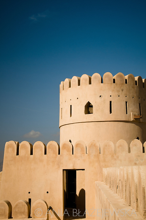 Oman, Sur. Sunaysilah Fort was an important part of the Sur defense system in the past, today it is a museum only.