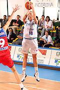 DESCRIZIONE : Chieti Italy Italia Eurobasket Women 2007 Italia Russia Italy Russia<br /> GIOCATORE : Laura Macchi<br /> SQUADRA : Italia Italy<br /> EVENTO : Eurobasket Women 2007 Campionati Europei Donne 2007<br /> GARA : Italia Russia Italy Russia<br /> DATA : 24/09/2007<br /> CATEGORIA : tiro<br /> SPORT : Pallacanestro <br /> AUTORE : Agenzia Ciamillo-Castoria/E.Castoria<br /> Galleria : Eurobasket Women 2007<br /> Fotonotizia : Chieti Italy Italia Eurobasket Women 2007 Italia Russia Italy Russia<br /> Predefinita :