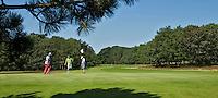 LEUSDEN - Hole 15. Golfclub De Hoge Kleij. COPYRIGHT KOEN SUYK