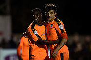 Wealdstone FC v Colchester United 071115