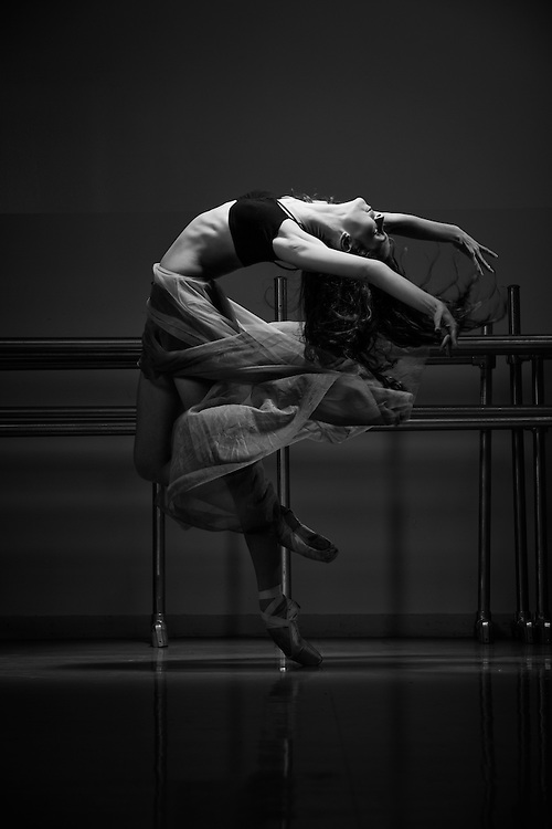 Dance As Art Studio Photography Series with dancer Erin Aslami