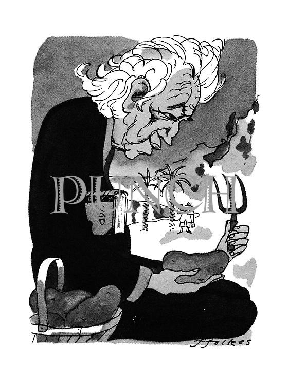 Passing Through (Robert Graves)