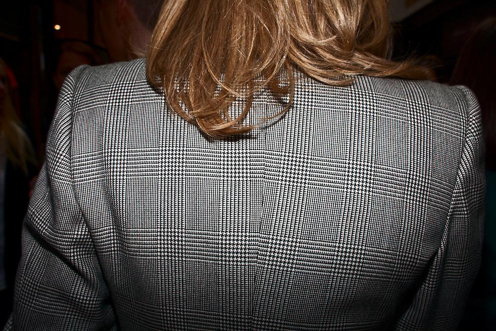 London fashionista. London, UK. 2012