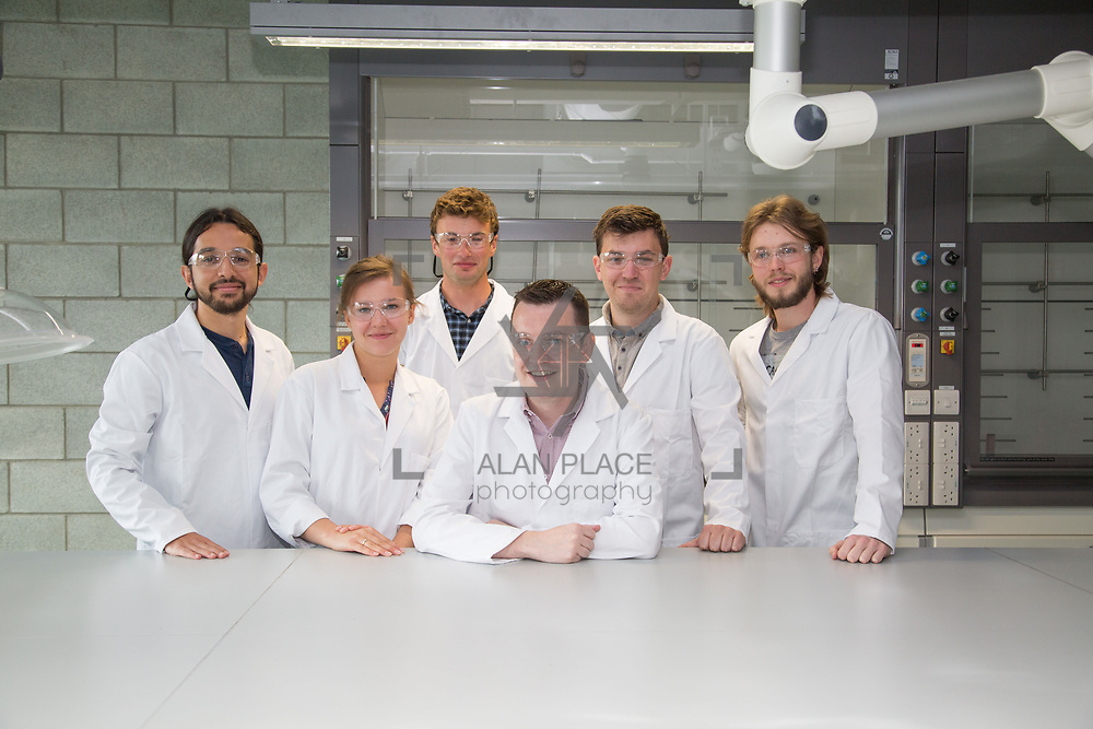 03.07. 2017.                                       <br /> UL Research Team, Adms Molina, Magdalna Kundys, Rob Lehane, Dr. Michael Scanlon, Edward Burgoyne and Kamil Cywinski. Picture: Alan Place