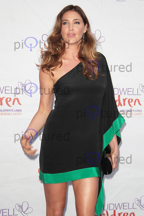 LONDON - MAY 31: Lisa Snowdon at the Caudwell Children Butterfly Ball 2012