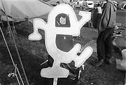 Logo, Exodus Free Festival, Luton, 1997.
