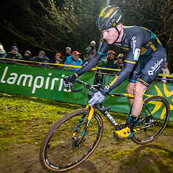 2019-12-29: Cycling: Superprestige: Diegem: Corne van Kessel