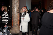 BASIA BRIGGS, Cecil Beaton private view. V and A Museum. London. 6 February 2012