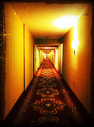 "eerie hotel hallway looking like ""redrum"" cellphone photography,Iphone pictures,smartphone pictures"