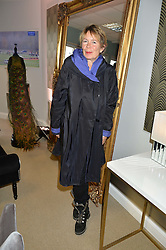 CELIA IMRIE at the 2015 Hennessy Gold Cup held at Newbury Racecourse, Berkshire on 28th November 2015.