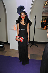SALONI LODHA at The Surrealist Ball in aid of the NSPCC in association with Harpers Bazaar magazine held at the Banqueting House, Whitehall, London on 17th March 2011.