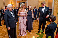 21- 6-2017 ROME  - Koning Willem-Alexander en Koningin Maxima Contraprestatie  Janine Jansen Prins Jaime de Bourbon de Parme en prinses Viktoria de Bourbon de Parme en prinses Christina <br /> In de Palazzo Colonna  president Mattarella en Laura Mattarella.   . 4 daags staatsbezoek van Koning Willem-Alexander en koningin Maxima aan de Republiek Itali&euml; en de Heilige Stoel in Vaticaanstad . COPYRIGHT ROBIN UTRECHT <br /> <br /> 21- 6-2017 ROME - King Willem-Alexander and Queen Maxima Contra Performance<br /> In the Palazzo Colonna President Mattarella and Laura Mattarella. . 4-day state visit of King Willem-Alexander and Queen Maxima to the Republic of Italy and the Holy See in Vatican City. COPYRIGHT ROBIN UTRECHT