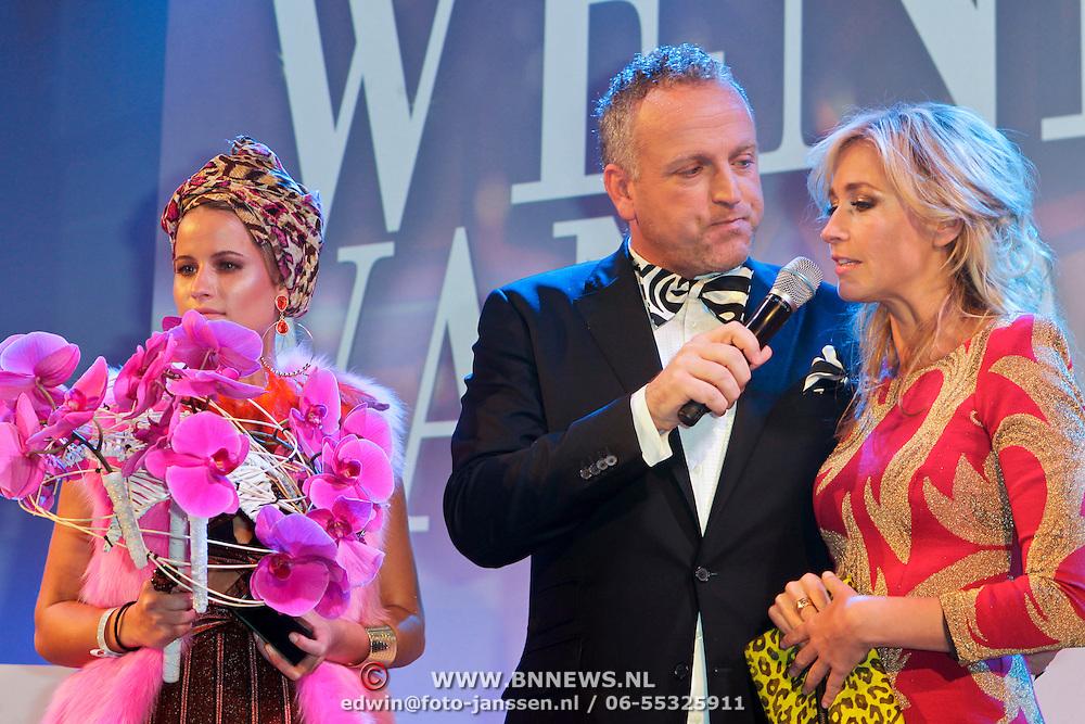 NLD/Amsterdam/20111124 - Beau Monde Awards 2011, Gordon Heuckeroth, Wendy van Dijk