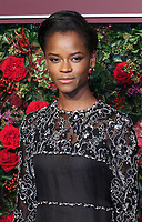 Letitia Wright, 64th Evening Standard Theatre Awards, Theatre Royal Drury Lane, London UK, 18 November 2018, Photo by Richard Goldschmidt
