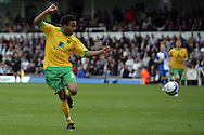 Bristol - Saturday May 1st, 2010: Oli Johnson of Norwich City scores his side's second goal during the Coca Cola League One match at The Memorial Stadium, Bristol. (Pic by Mark Chapman/Focus Images)..