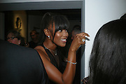 NAOMI CAMPBELL, Helmut Newton XL. Hamiltons. Carlos Place. London. 25 September 2007. -DO NOT ARCHIVE-© Copyright Photograph by Dafydd Jones. 248 Clapham Rd. London SW9 0PZ. Tel 0207 820 0771. www.dafjones.com.