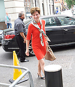 Diane James MEP <br /> Leader of UKIP <br /> arriving for the Sunday Politics Show, bBC TV, Broadcasting House, London, Great Britain <br /> 18th September 2016 <br /> <br /> <br /> Diane James <br /> <br /> Photograph by Elliott Franks <br /> Image licensed to Elliott Franks Photography Services